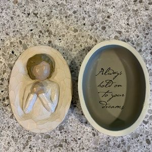 "Willow Tree | ""Wishes"" Jewelry Box"